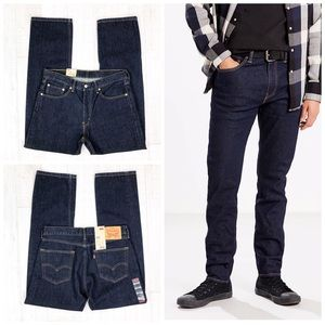 Levi's Jeans Straight Leg Regular Fit New Men 33